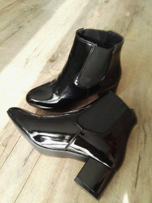 Daisy Street Booties black
