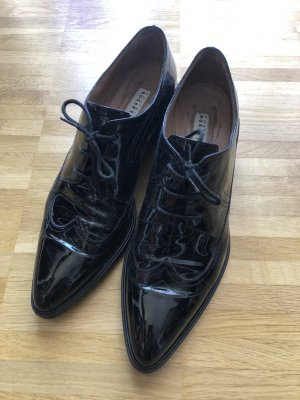 Fratelli rossetti Lace Shoes black leather
