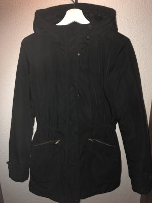 Only Parka negro