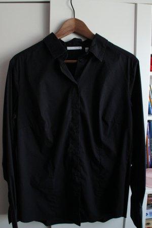 Schwarze langärmige Bluse von Charles Vögele