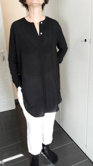 Schwarze , lange Bluse von Acne