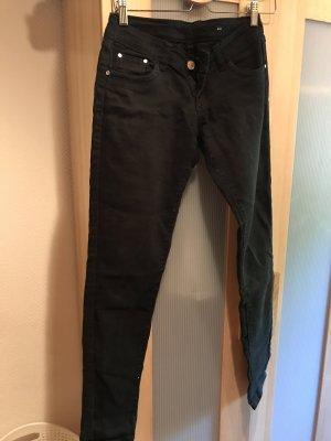 Schwarze lange Hose