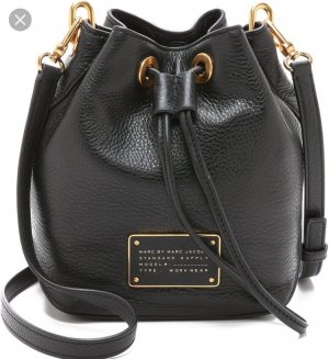 Marc by Marc Jacobs Borsellino nero