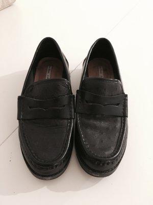 Schwarze Leder Loafer/ & other stories / Gr. 36