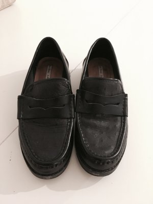 Schwarze Leder Loafer/ & other stories / Gr. 36