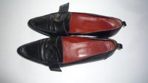 Vivance Low Shoes black leather