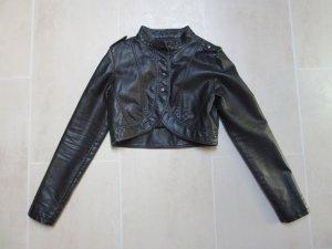 schwarze Lederjacke, Bolero