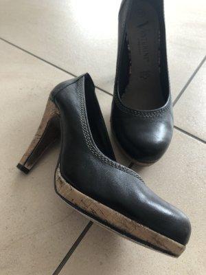 Venturini Chaussure décontractée noir cuir