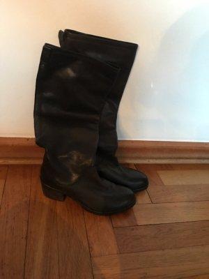Attilio giusti leombruni Wide Calf Boots black
