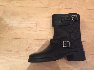 Comptoir des Cotonniers Halfhoge laarzen zwart