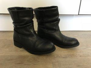 Shoot Cothurne noir faux cuir