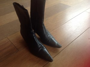 Belmondo Booties black leather