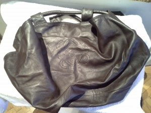Loewe Carry Bag black leather