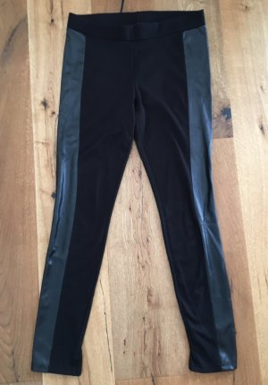 Blue Motion Leggings black