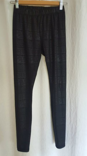 Review Legging zwart