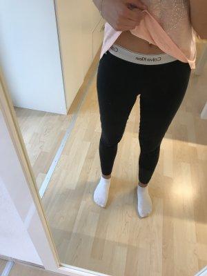 Calvin Klein Legging noir-blanc