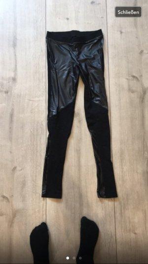 Schwarze leggings von calzedonia