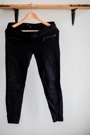 Schwarze Leggings von WE Fashion