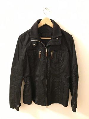 Fame FFCC Overgangsjack zwart-bruin