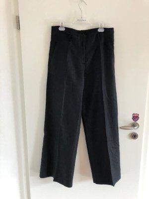 H&M Linen Pants black linen