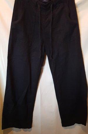 M&S Linen Pants black linen