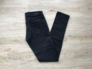 schwarze Levi´s Jeans