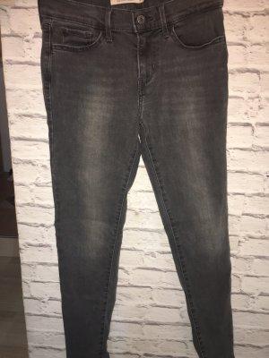 Schwarze Levi's Jeans Damen 34 (Jeansgröße 27)