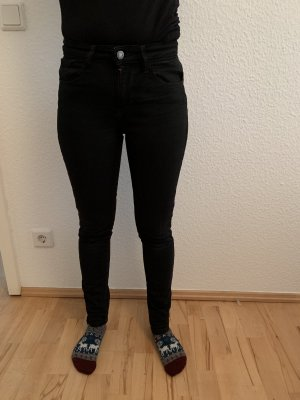 Levi's Wortel jeans zwart