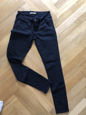 Levi's Tube jeans zwart
