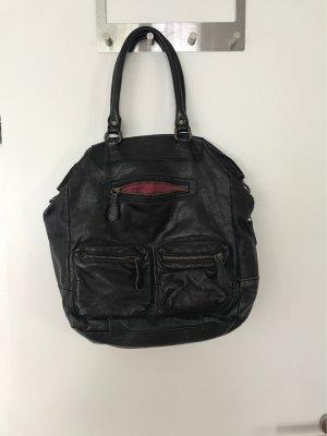 Liebeskind Berlin Handbag black leather