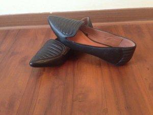 Schwarze Loafer von h&m