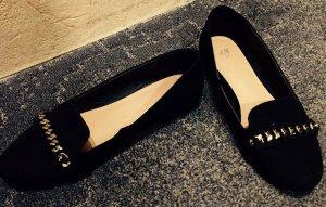 Schwarze Loafers von H&M