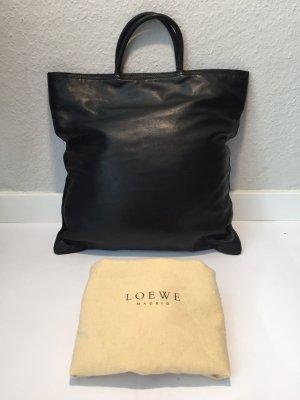 Loewe Sac Baril noir cuir