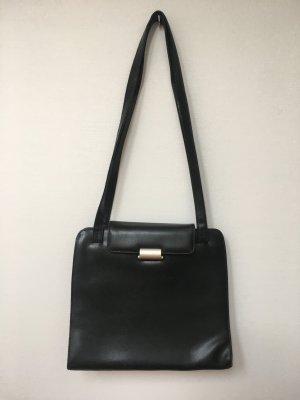 Schwarze Mandarina Duck Tasche