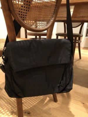 Schwarze Mandarina Duck Tasche MD20