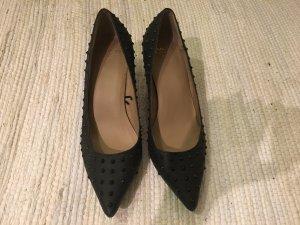 Schwarze Mango Schuhe!