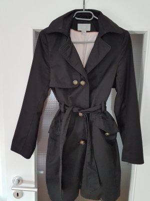 Schwarze Mantel  36 große