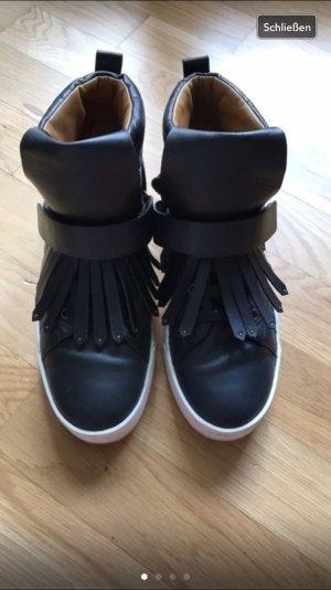 Schwarze Marc Jacobs Sneaker