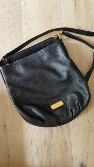 Schwarze Marc Jacobs Tasche aus Leder