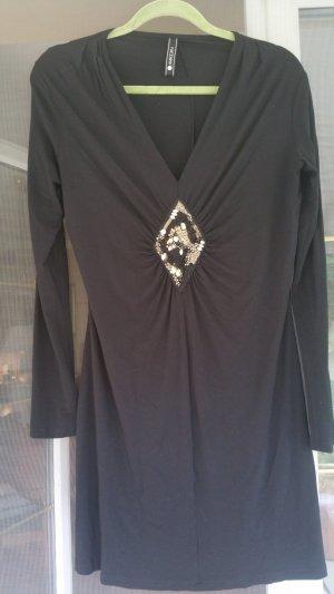 Schwarze MarcCain mini kleid