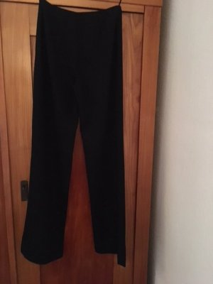 Emanuel Ungaro Marlene Trousers black new wool