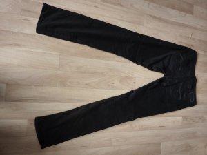 "Schwarze Mavi-Jeans ""Lindy"", W28/L34, gerader Schnitt, kaum getragen"