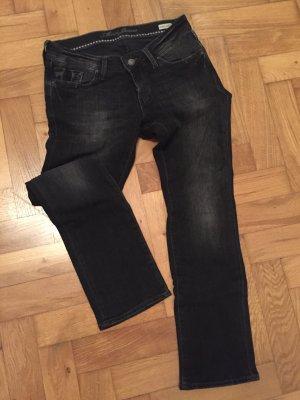 Schwarze Mavi-Jeans Olivia, Größe 28/30