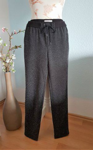 Esprit Peg Top Trousers black-grey polyester
