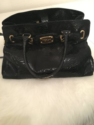 Michael Kors Shopper zwart Leer