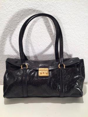 Schwarze MIU MIU Handtasche - klassisch