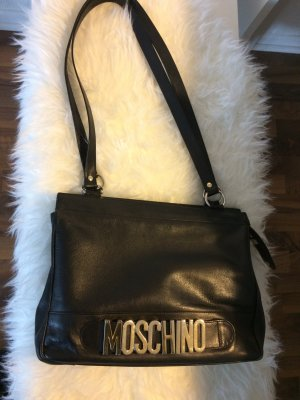 Schwarze Moschino Tasche