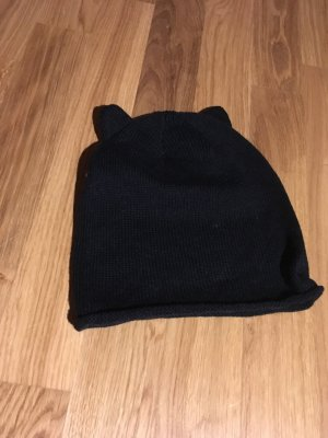 Gorra negro-marrón-negro
