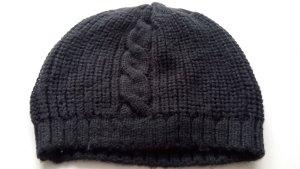 schwarze Mütze von Tchibo