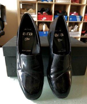 ara Zapatos formales sin cordones negro